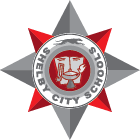 Shelby City Schools Logo